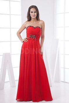 Luxury Red Satin Evening Dresses - Order Link: http://www.theweddingdresses.com/luxury-red-satin-evening-dresses-twdn4526.html - Embellishments: Beading; Length: Floor Length; Fabric: Satin; Waist: Empire - Price: 174.1184USD