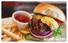 What's your favorite burger place ever? Share with us. We'll try to get you a deal there!