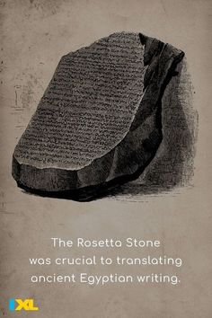 In 1799 #OnThisDay, French soldiers rediscovered the Rosetta Stone near the Egyptian town of Rashid! Explore ancient Egypt with this IXL skill. 6th Grade Social Studies, Rosetta Stone, Study Skills, Throwback Thursday, Ancient Egypt, Soldiers, Egyptian, Fun Facts, Improve Yourself