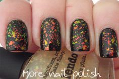 piCture pOlish - Splendour swatched by More Nail Polish! omg I wants me a bottle!! ;)