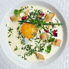 Oeuf cocotte et herbes fines..... #menubistronomique #oeufcocotte #egg #Food #Foodista #PornFood #Cuisine #Yummy #Cooking