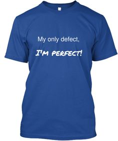 Only defect.