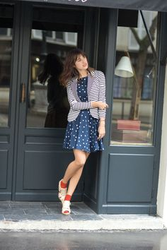 Exclusive! Check out Maison Jules's Fashionably French Lookbook Shot by Garance Doré