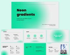 Presentation Layout, Presentation Templates, Desktop Design, Powerpoint Design Templates, Timeline Design, Brand Guide, Brochure Design, Graphic Design Inspiration, Portfolio Design