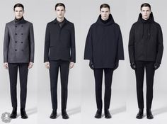 The Jacket Is Always Greyer: COS F/W '09   Artistic Things