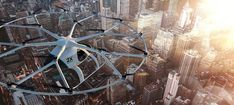 The Volocopter is your personal aerial taxi that will soar over any on-land traffic, flying closer to personal urban flight experience for everyone! Taxi, Drones, Drive Motivation, Dubai, Drone Technology, World Economic Forum, Mercedes Benz, Spectrum, Closer