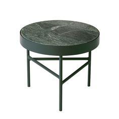 Marble Table - Grön - Small Soffbord | ferm LIVING | Länna Möbler | Handla online