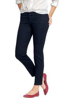 Old Navy | Women's Skinny Ankle Trouser Jeans