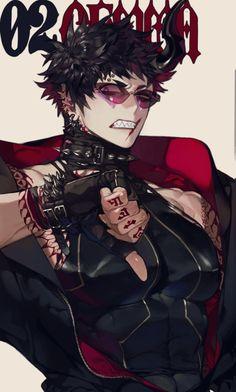 """❤血池地獄 82PIGEON🖤 on Twitter: """"겜마… """" Animes Yandere, Fanarts Anime, Anime Characters, Fantasy Character Design, Character Design Inspiration, Character Art, Handsome Anime Guys, Hot Anime Guys, Cartoon Kunst"""