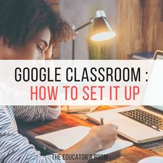 "Alright, you've decided to give Google Classroom a try…now what?  Here is a basic guide to begin using Google Classroom. Step 1: Create a Classroom Page Sign into your google account and go to www.classroom.google.com.  Click the plus-sign (+) next to your email address (top right-hand corner).  Select ""create a class"" and title it.  You"