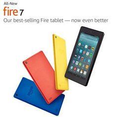 Amazon Fire Tablets Amazon Fire Tablet, Tablet 7, Amazon Prime Day Deals, Best Amazon, Prime Deals, Amazon Deals, Amazon Echo, Fujifilm Instax, Amazon Official Site