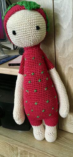 strawberry Erna made