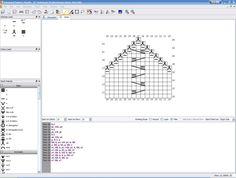 Crochet, Design Software on Pinterest Software, Crochet Designs and Knittin...