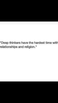 Pinterest//@QveenAngell ~ not religion