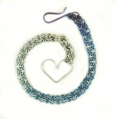 Ombre Chain Maille