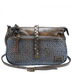 1fbf553bae Le migliori 28 immagini su Pochette In Pelle | Satchel handbags ...