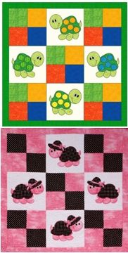 click here to view larger image of Are You My Turtle?  (PATTERNS)