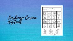 Leesbingo Corona digitaal Printer, Blog, Corona, Printers, Blogging