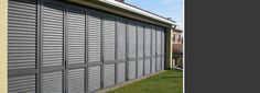 Mallorquina de aluminio replegable Blinds, Curtains, Home Decor, Home, Shades, Windows, Aluminium Doors, Safety, Spaces