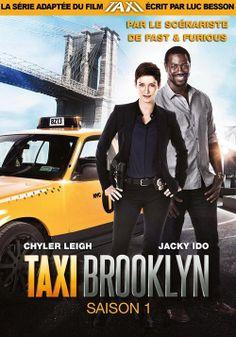 Taxi Brooklyn Poster Staffel 1