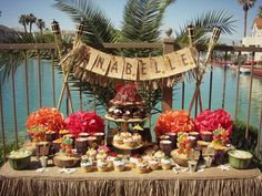 Blog My Little Party - Ideas e Inspiración para Fiestas: Fiestas Temáticas: Hawaianas