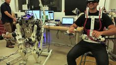 VIDEO: HERMES robot has human like reflexes and responds in real time