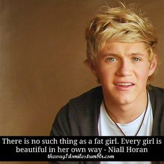 Thank you, Niall. Thank you. For being the only guy in the world to know this, other than  the rest of the boys. :)