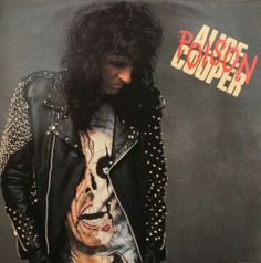 Alice Cooper Poison b/w Trash 655061 7 - 3415695446 - oficjalne archiwum Allegro Rock Songs, Rock Music, Music Tv, Music Bands, Music Stuff, Alice Cooper Songs, I Frankenstein, Custom Leather Jackets, Heavy Metal Rock