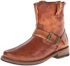 FRYE Women's Vicky Artisan Back-Zip Boot * Wow! I love this. Check it out now! : Boots Shoes
