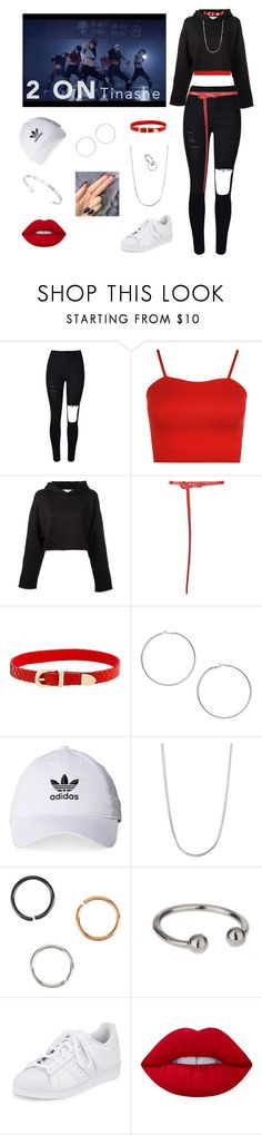 """ALiEN dance team: 2on ~ Tinashe"" by valaquenta ❤ liked on Polyvore featuring WearAll, Golden Goose, Oscar de la Renta, Manokhi, Miss Selfridge, adidas, BERRICLE, Hot Topic, Lime Crime and Gucci"