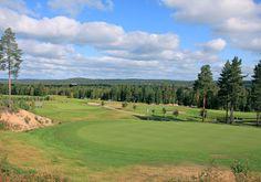 Arctic Golf at Resort Ounasvaara in Rovaniemi, Lapland, Finland