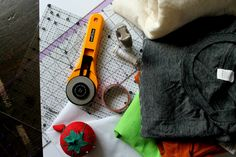 Modern T-Shirt Quilt Series: Part One – Supplies + Prep | Sew Mama Sew | Outstanding sewing, quilting, and needlework tutorials since 2005.