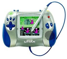LeapFrog Leapster L-Max Learning Game System Leapster L-Max Learning Game System, LeapFrog toy / game (Barcode EAN = 0708431202566). http://www.comparestoreprices.co.uk/educational-toys/leapfrog-leapster-l-max-learning-game-system.asp