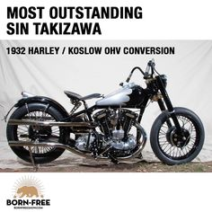 1932 Harley / Koslow OHV