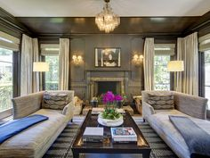A Luxe Kelly Wearstler Home Hits the Market For $15 Million | Color Palette