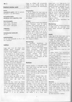 Album Archive - Dukketøj til Baby Born 2 - Ingelise Knitted Doll Patterns, Knitted Dolls, Baby Knitting Patterns, Knitting Dolls Clothes, Doll Clothes, Baby Born Clothes, Cowgirl Outfits, Album, Archive