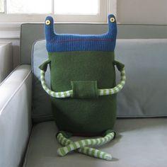 Beast Pillow No 207_3.jpg