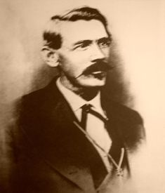 John Chisum 1824-1884  Cattle Baron  He founded one of the largest cattle ranches in the American West.