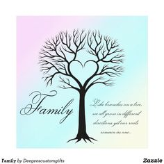 Shop Family Canvas Print created by Deegeescustomgifts. Family Canvas, Family Tree Drawing, Family Tree Art, Family Painting, Family Tree Paintings, Family Pics, Family Quotes, Tree Canvas, Diy Canvas
