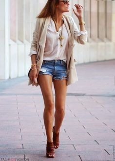 Love this look for early fall