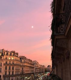 """Pinky clouds in Paris"" Sky Aesthetic, Travel Aesthetic, Arquitectura Wallpaper, Places To Travel, Places To Visit, Pretty Sky, Beautiful Places, Scenery, Around The Worlds"