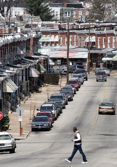 Philadelphia, Pennsylvania - signature housing type: two-story, red brick rowhouse