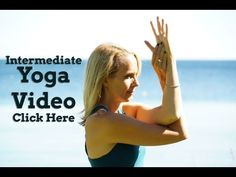 Intermediate Yoga Class on Flexibility: Namaste Yoga 194