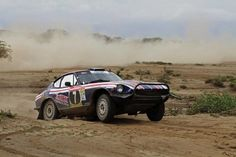 Datsun 260Z - East African Safari Rally Classic in Kenya and Tanzania