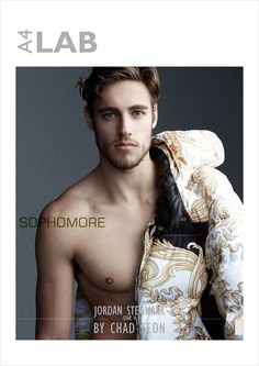 Jordan Stenmark by Chad Leon for Lab A4 magazine Issue 4...in love
