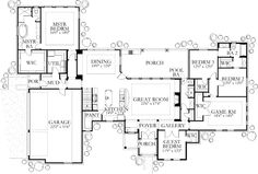 House Plan 3974-06 - The Sutton