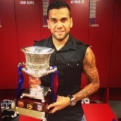 Campeón Súper Copa de España 28/08/13