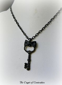 Angel After Dark. Solid Advice About Gothic Jewelry. Gothic Jewelry has always been an important part of cultural expression. Gothic Accessories, Gothic Jewelry, Jewelry Accessories, Fashion Accessories, Victorian Jewelry, Key Necklace, Jewelry Necklaces, Bracelets, Gothic Necklaces