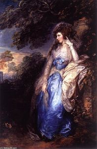 1787 Lady Bate-Dudley by Thomas Gainsborough (Tate Collection - London UK) Thomas Gainsborough, Web Gallery Of Art, Tate Gallery, Artist Gallery, William Hogarth, Francisco Goya, Dante Gabriel Rossetti, William Turner, Jean Antoine Watteau