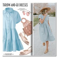 """""""Easy Outfitting: Throw-and-Go Dresses"""" by paculi ❤ liked on Polyvore featuring Patricia Nash and easydresses"""